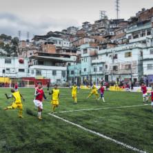 Първият футболен стадион с кинетично захранване отваря в Рио де Жанейро