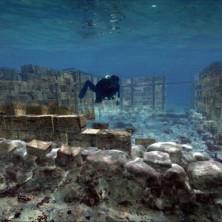 Величествените градове, потопени на дъното на океана