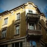 """Фасадите от към ул.Бенковски"""" и бул.""""Дондуков"""""""