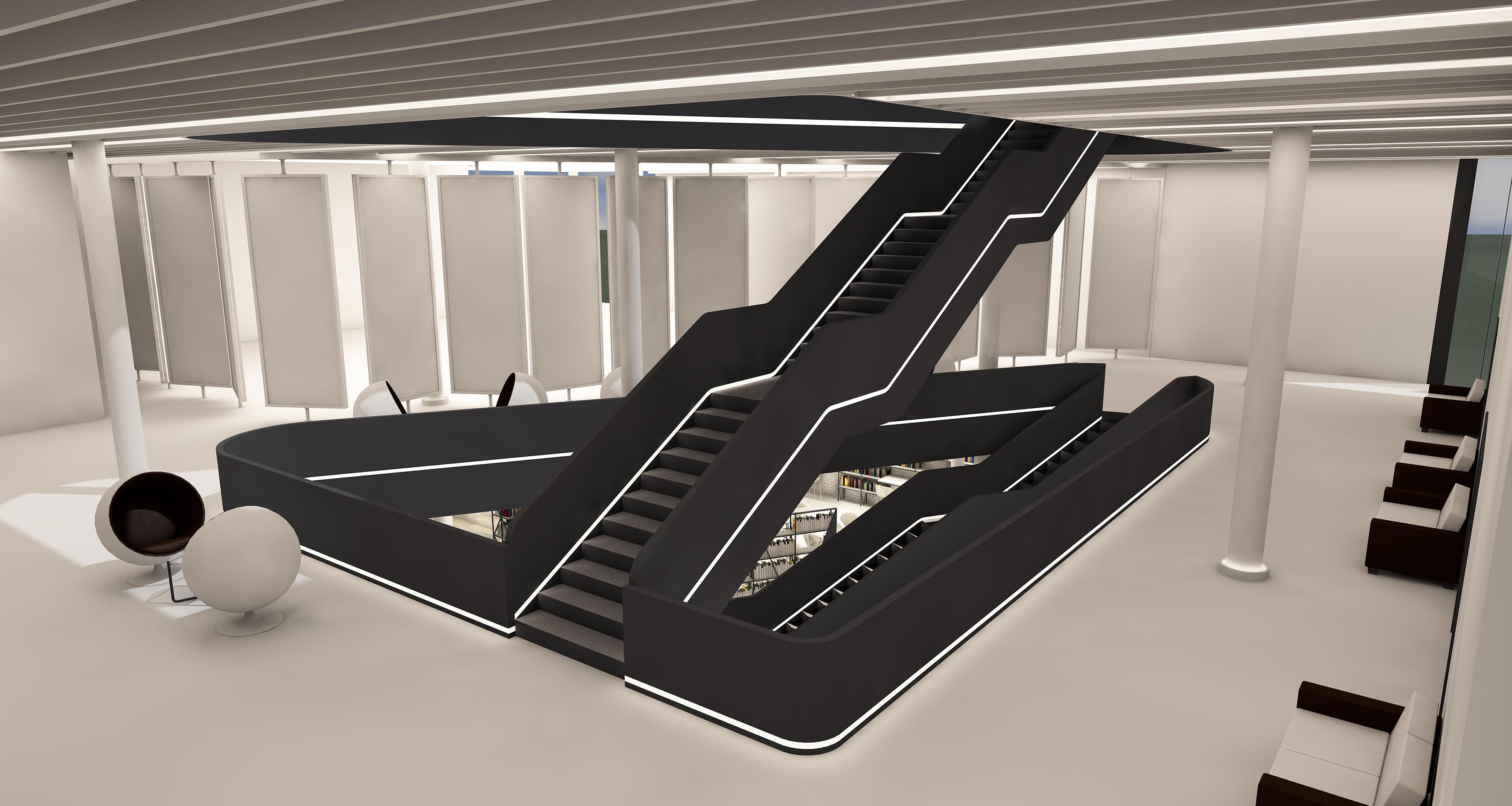 Интериор 5 втори етаж