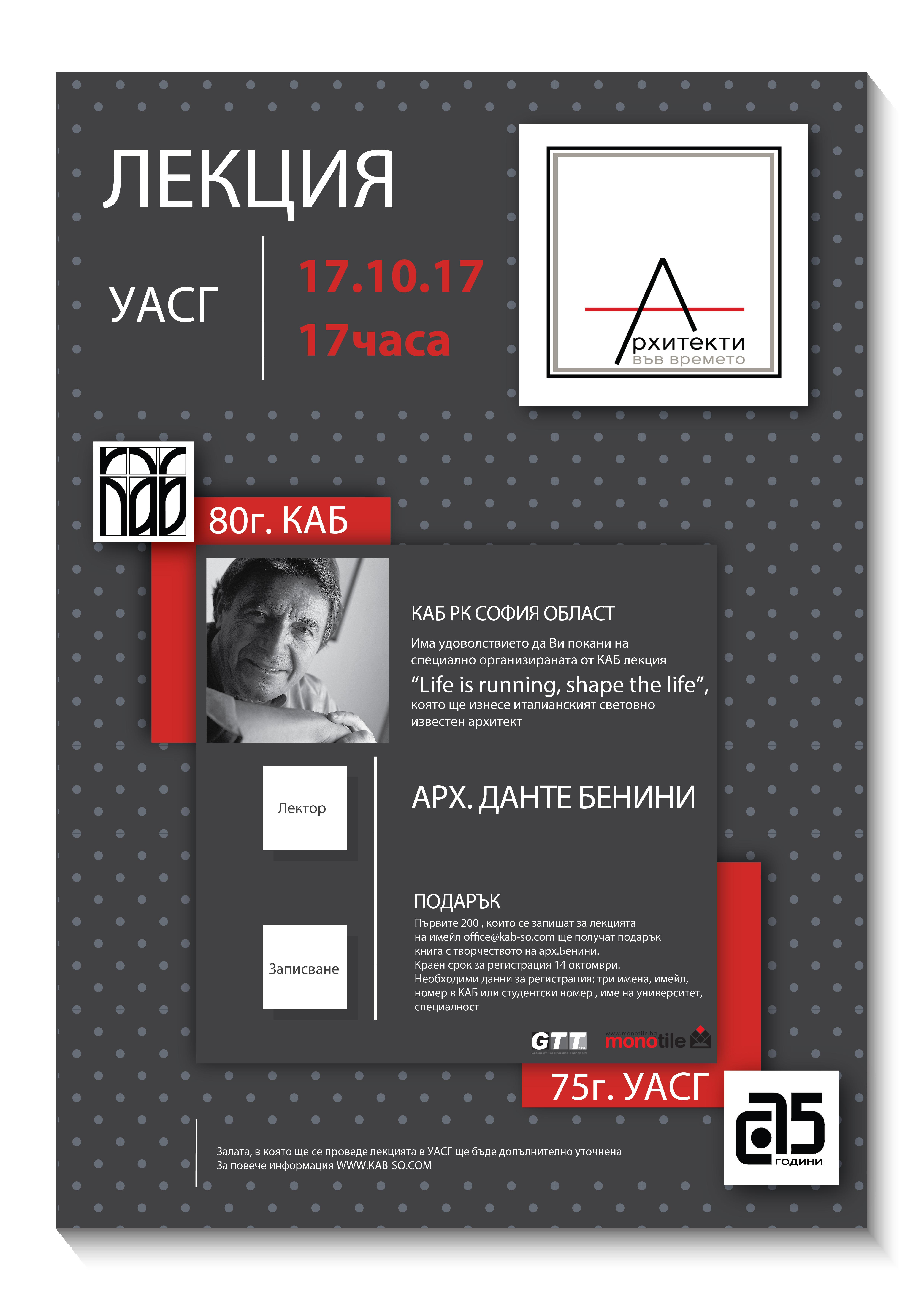 Posters_Изложба Архитекти във времето_